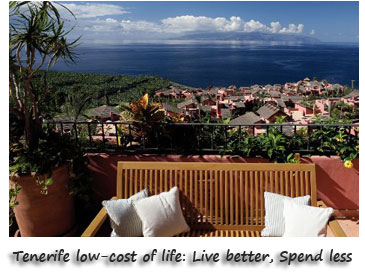 Relocating to Tenerife Allows You to Live Better while Spending Less