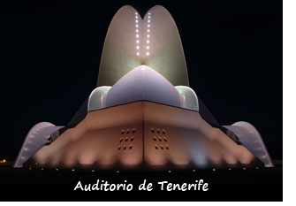 Relocating to Tenerife: Stunning Architecture